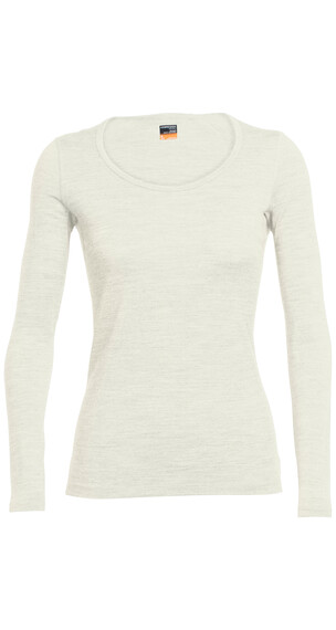 Icebreaker Oasis LS Scoop Women snow